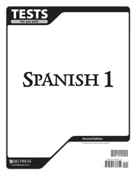 Spanish 1 Tests (2nd ed.)