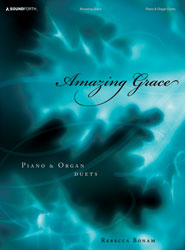 Amazing Grace (piano/organ duets—early adv.)