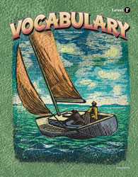 Vocabulary Student Worktext, Level F (2nd ed.)