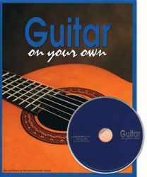 Guitar on Your Own Set (Book and CD)