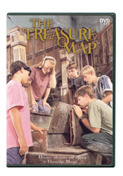 Treasure Map, The [DVD]