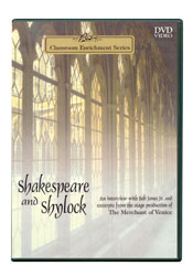 Shakespeare and Shylock [DVD]