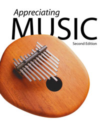Appreciating Music Student Text (2nd ed.)