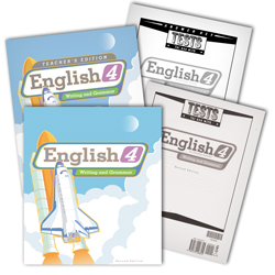English 4 Subject Kit