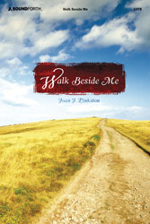 Walk Beside Me (SATB collection)