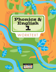 Phonics and English 1 Worktext (3rd ed.)