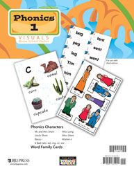 Phonics 1 Visuals Homeschool Packet (3rd ed.)
