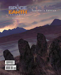 Space & Earth Science Teacher's Edition (3rd ed.)