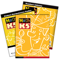 Math K5 Subject Kit