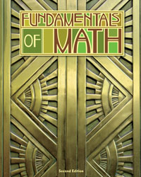 Fundamentals of Math Student Text (2nd ed.)