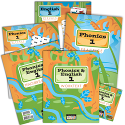 Phonics & English 1 Subject Kit