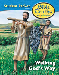 Bible Truths K4 Student Packet (2nd ed.)