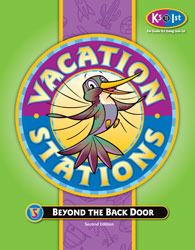 Vacation Stations: Beyond the Back Door (for rising 1st graders; 2nd ed.)