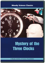 Moody Science Classics: Mystery of the Three Clocks [DVD]