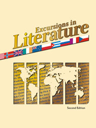 Excursions in Literature Student Text (2nd ed.) (softbound)
