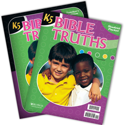 Bible Truths K5 Subject Kit