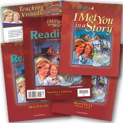 Reading 4 Subject Kit