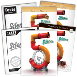 Science 5 Subject Kit
