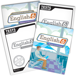 English 6 Subject Kit