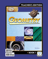Geometry Teacher's Edition with CD (3rd ed.)