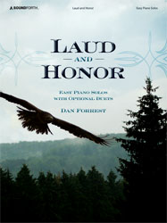 Laud and Honor (easy piano solos)