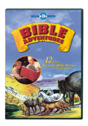 Moody's Bible Adventures [DVD]