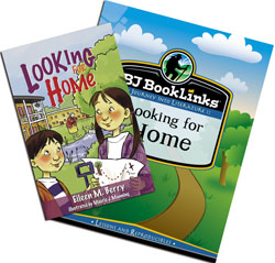 BJ BookLinks: Looking for Home Set (guide & novel)