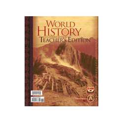 World History Teacher's Edition (3rd ed.)
