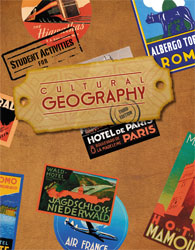 Cultural Geography Student Activities Manual (3rd ed.)