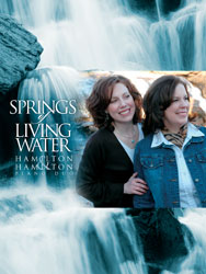 Springs of Living Water (advanced—4 hands, 2 pianos)