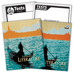 Excursions in Literature Subject Kit