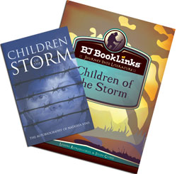 BJ Booklinks: Children of the Storm Set (guide & novel)