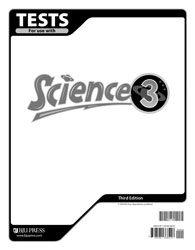 Science 3 Tests (3rd ed.)