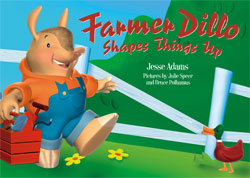 Farmer Dillo Shapes Things Up