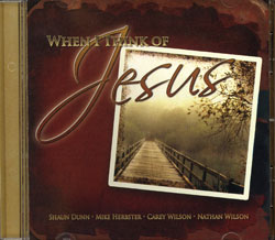When I Think of Jesus (CD)