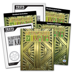 Fundamentals of Math Subject Kit