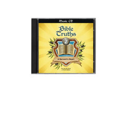 Bible Truths 2 Music CD (4th ed.)