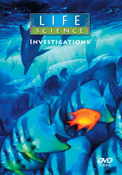 Life Science Investigations (3 DVD Set; 3rd ed.)