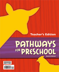 Pathways for Preschool Teacher's Edition