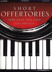 Short Offertories (advanced piano solos)