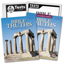 Bible Truths Level C Subject Kit