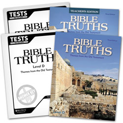 Bible Truths Level D Subject Kit