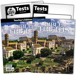 Bible Truths Level E Subject Kit