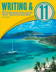 Writing & Grammar 11 Student Worktext (3rd ed.)