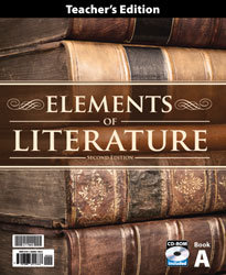 Elements of Literature Teacher's Edition with CD (2nd ed.; 2 vols.)