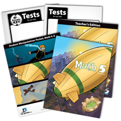 Math Grade 5 Subject Kit (3rd ed.)
