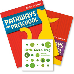 Pathways for Preschool Subject Kit
