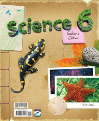 Science 6 Teacher's Edition with CD (4th ed.)