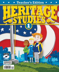 Heritage Studies 1 Teacher's Edition with CD (3rd ed.)