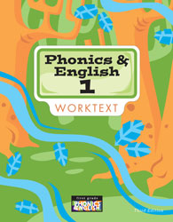 Phonics & English Student Worktext (3rd ed.)